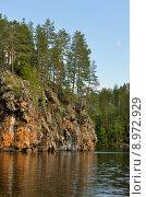 Оуланка — живописный национальный парк в северной части Финляндии, в провинциях Лапландия и Северная Остроботния, фото № 8972929, снято 10 июля 2015 г. (c) Валерия Попова / Фотобанк Лори