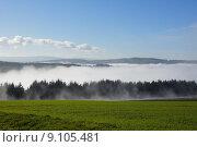 Купить «nature field autumn scenery countryside», фото № 9105481, снято 22 июля 2019 г. (c) PantherMedia / Фотобанк Лори