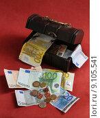 Купить «economy gel housekeeping allowance coins», фото № 9105541, снято 22 июля 2019 г. (c) PantherMedia / Фотобанк Лори