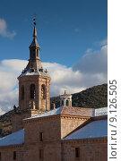 Купить «Monastery of Yuso, La Rioja, Spain», фото № 9126505, снято 25 июня 2019 г. (c) PantherMedia / Фотобанк Лори