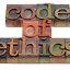 code of ethics. Стоковое фото, фотограф Marek Uliasz / PantherMedia / Фотобанк Лори