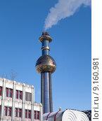 Купить «architecture vienna incinerator architectural style», фото № 9160981, снято 26 апреля 2019 г. (c) PantherMedia / Фотобанк Лори