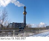 Купить «architecture vienna incinerator architectural style», фото № 9160997, снято 26 апреля 2019 г. (c) PantherMedia / Фотобанк Лори