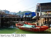 Купить «Tai O fishing village in Hong Kong», фото № 9220901, снято 31 мая 2020 г. (c) PantherMedia / Фотобанк Лори