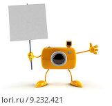 Купить «Camera», иллюстрация № 9232421 (c) PantherMedia / Фотобанк Лори