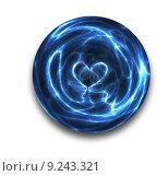 Купить «crystal ball heart», иллюстрация № 9243321 (c) PantherMedia / Фотобанк Лори