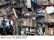 Купить «Shanty - Squatter housing in Asia», фото № 9269937, снято 27 июня 2019 г. (c) PantherMedia / Фотобанк Лори