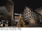 Купить «christmas winter snow xmas frame», фото № 9272705, снято 20 ноября 2018 г. (c) PantherMedia / Фотобанк Лори