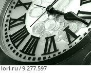 Купить «time is money», фото № 9277597, снято 28 января 2020 г. (c) PantherMedia / Фотобанк Лори