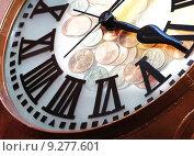Купить «time is money», фото № 9277601, снято 28 января 2020 г. (c) PantherMedia / Фотобанк Лори