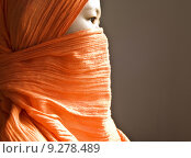 Islamic woman. Стоковое фото, фотограф Wong Sze Fei / PantherMedia / Фотобанк Лори