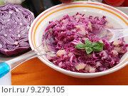 Купить «food red vegetable cabbage aliment», фото № 9279105, снято 15 декабря 2018 г. (c) PantherMedia / Фотобанк Лори