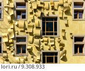 Купить «architecture building yellow art house», фото № 9308933, снято 22 марта 2019 г. (c) PantherMedia / Фотобанк Лори