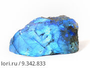 Купить «Labradorite gemstone», фото № 9342833, снято 10 мая 2020 г. (c) PantherMedia / Фотобанк Лори