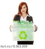 Купить «Recycling concept», фото № 9363009, снято 16 января 2019 г. (c) PantherMedia / Фотобанк Лори