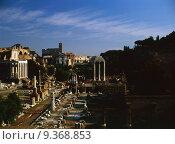 Купить «Roman Forum», фото № 9368853, снято 23 марта 2019 г. (c) PantherMedia / Фотобанк Лори