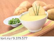 Купить «Potato Soup», фото № 9379577, снято 16 июня 2019 г. (c) PantherMedia / Фотобанк Лори