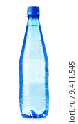 Купить «Polycarbonate plastic bottle of mineral water isolated on white », фото № 9411545, снято 20 марта 2019 г. (c) PantherMedia / Фотобанк Лори