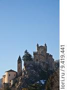 Купить «Italian castles», фото № 9419441, снято 22 апреля 2019 г. (c) PantherMedia / Фотобанк Лори