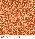 Купить «Seamless Arabic Pattern», иллюстрация № 9419605 (c) PantherMedia / Фотобанк Лори