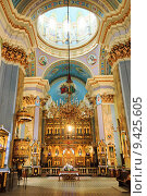 Церковь Преображения Господня в Львове (2015 год). Стоковое фото, фотограф Антон Глущенко / Фотобанк Лори