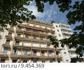 Купить «Building in Thessaloniki, Greece», фото № 9454369, снято 22 июля 2019 г. (c) PantherMedia / Фотобанк Лори
