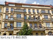 Купить «renovated old buildings in berlin», фото № 9460805, снято 20 октября 2018 г. (c) PantherMedia / Фотобанк Лори