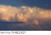 Купить «cloud sunset weather evening thundreous», фото № 9462621, снято 17 февраля 2019 г. (c) PantherMedia / Фотобанк Лори