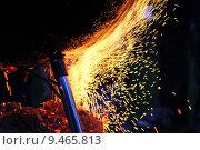 Купить «fire flame burn barbecue grill», фото № 9465813, снято 26 марта 2019 г. (c) PantherMedia / Фотобанк Лори