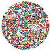 world flag heart earth globe, фото № 9534125, снято 22 января 2017 г. (c) PantherMedia / Фотобанк Лори