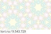Купить «Seamless Kaleidoscope Pattern», иллюстрация № 9543729 (c) PantherMedia / Фотобанк Лори