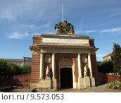 Купить «goal baroque gate fortress passage», фото № 9573053, снято 22 февраля 2019 г. (c) PantherMedia / Фотобанк Лори