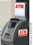Купить «money bank cash atm credit», фото № 9672725, снято 26 мая 2020 г. (c) PantherMedia / Фотобанк Лори