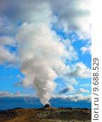 Big Solfatara in Iceland. Стоковое фото, фотограф Alberto Rigamonti / PantherMedia / Фотобанк Лори
