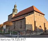 Купить «church st priest marbach parish», фото № 9725917, снято 10 декабря 2018 г. (c) PantherMedia / Фотобанк Лори