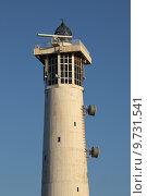 Купить «Lighthouse in Morro Jable, Fuerteventura», фото № 9731541, снято 15 ноября 2018 г. (c) PantherMedia / Фотобанк Лори