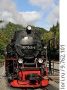 Купить «vehicle train engine railway locomotive», фото № 9762101, снято 21 марта 2019 г. (c) PantherMedia / Фотобанк Лори