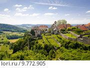 Купить «Chalon, Département Jura, Franche-Comté, France», фото № 9772905, снято 22 июля 2019 г. (c) PantherMedia / Фотобанк Лори