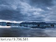 Купить «Iceland , Landscape scenery with a ice», фото № 9796581, снято 27 марта 2019 г. (c) PantherMedia / Фотобанк Лори