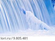 Купить «water winter ice trunk waterfall», фото № 9805481, снято 27 марта 2019 г. (c) PantherMedia / Фотобанк Лори