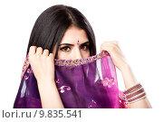 Купить «Beautiful Indian Hindu woman», фото № 9835541, снято 15 октября 2019 г. (c) PantherMedia / Фотобанк Лори