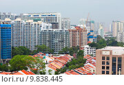 Купить «residential area in Singapore», фото № 9838445, снято 15 ноября 2019 г. (c) PantherMedia / Фотобанк Лори