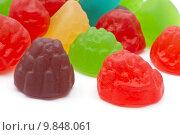 Купить «Colorful fruits candy », фото № 9848061, снято 18 июня 2019 г. (c) PantherMedia / Фотобанк Лори