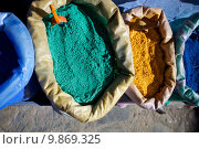 Купить «Assortmant of Moroccan colors», фото № 9869325, снято 24 мая 2020 г. (c) PantherMedia / Фотобанк Лори