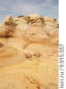 Купить «gorgeous colourful desert formation geology», фото № 9915557, снято 20 июня 2019 г. (c) PantherMedia / Фотобанк Лори