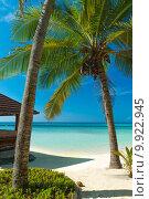 Купить «holiday vacation beach alone island», фото № 9922945, снято 22 мая 2019 г. (c) PantherMedia / Фотобанк Лори