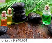 Купить «Aromatherapy spa treatment still life», фото № 9940661, снято 13 ноября 2019 г. (c) PantherMedia / Фотобанк Лори