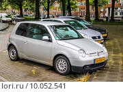 Купить «Volkswagen Lupo 3L», фото № 10052541, снято 10 августа 2014 г. (c) Art Konovalov / Фотобанк Лори