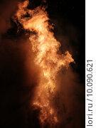 Купить «romantic fire burn devil solstice», фото № 10090621, снято 20 сентября 2019 г. (c) PantherMedia / Фотобанк Лори