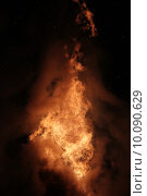 Купить «romantic fire burn devil solstice», фото № 10090629, снято 20 сентября 2019 г. (c) PantherMedia / Фотобанк Лори